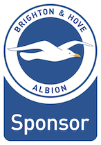 Brighton & Hove Albion sponsor logo