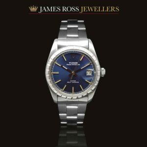 Tudor Rolex Prince Oysterdate. Ref 9051/0