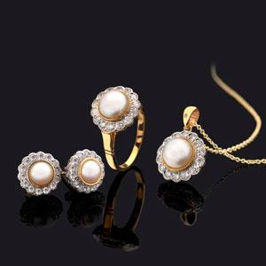 Luke Stockley IX pearls