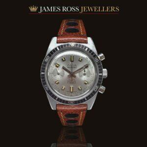 Avia Marino Divers Chronograph wristwatch circa 1960's