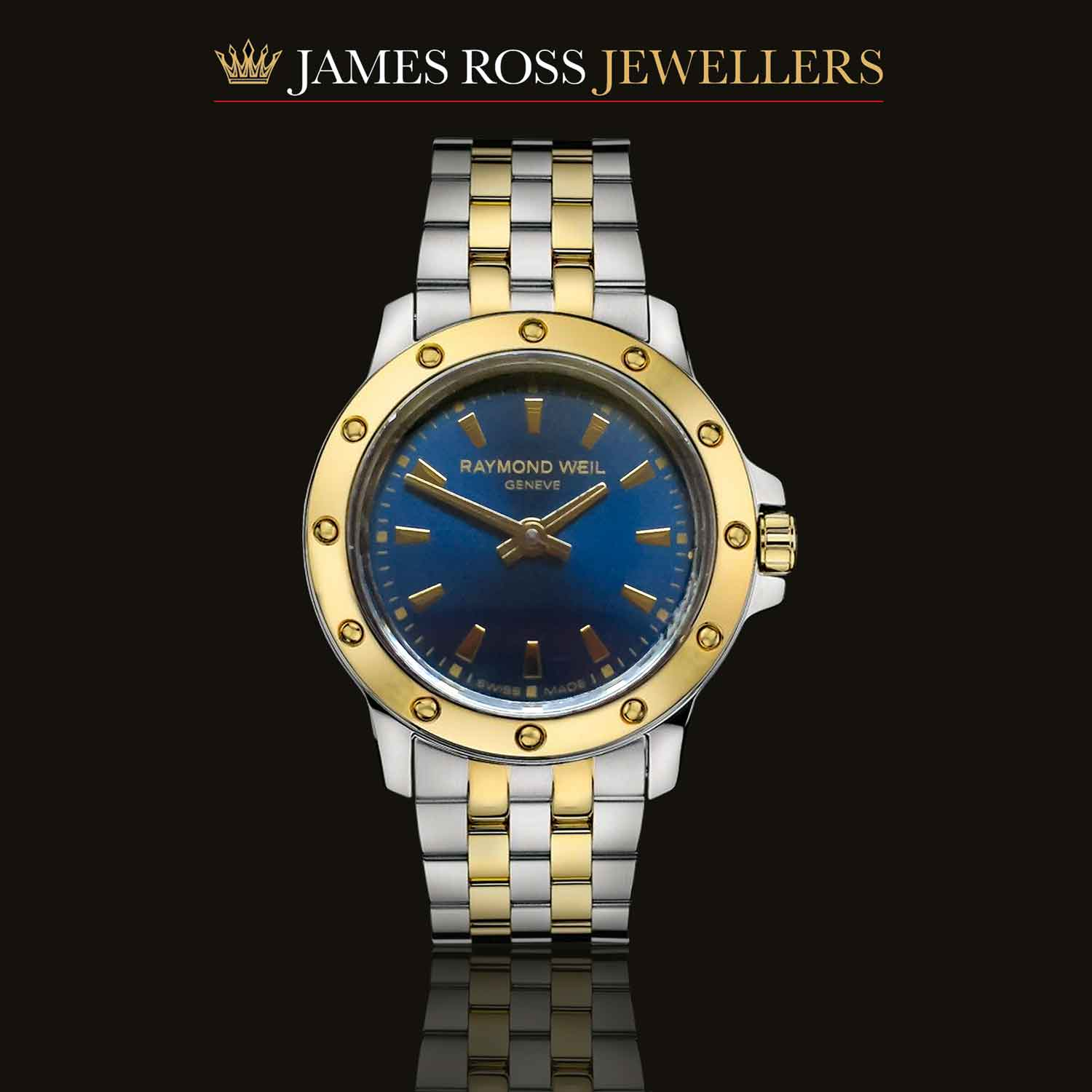 Ladies Raymond Weil Tango 5799 Quartz James Ross Jewellers