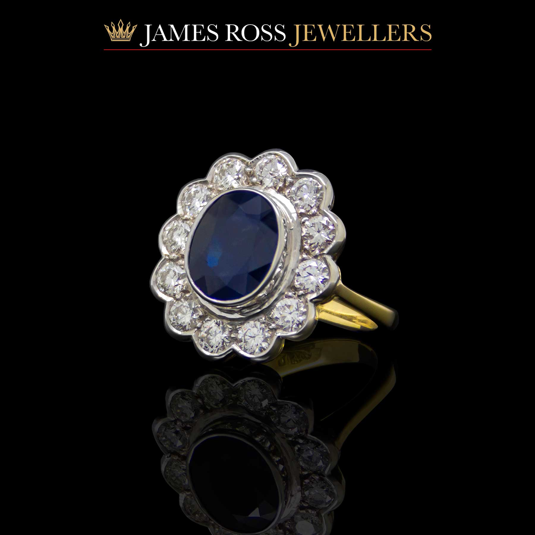 our archives standard for diamond list and rings gold new on designs blue of tag band ring promo blog dark gemstone newest creating alternative engagement linear a neal the bario news this