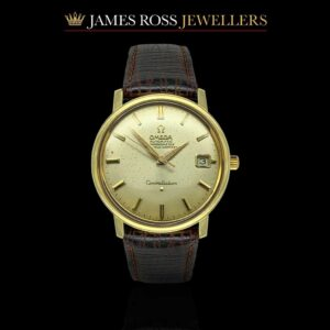 Gents Omega Constellation Automatic Chronometer Model: 168.010 Year: 1967