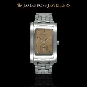 Unisex Longines Dolce Vita Quartz watch.